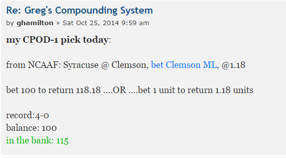 Greg's Compounding System-4